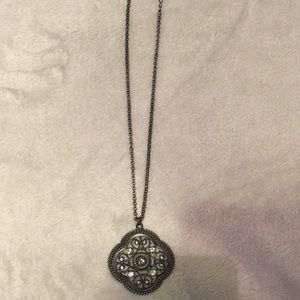 Express pendant necklace